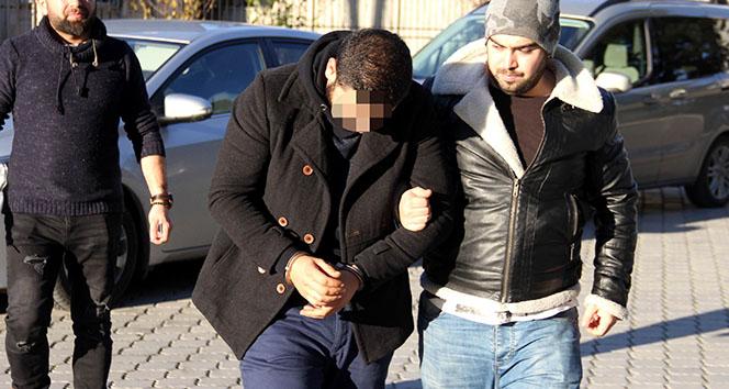 Samsun'da uyuşturucu operasyonu: 2 gözaltı |Samsun haberleri