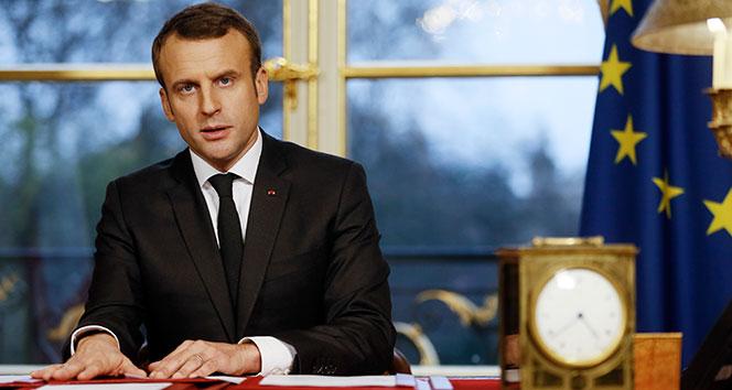 Macron sahte haberlere savaş açtı