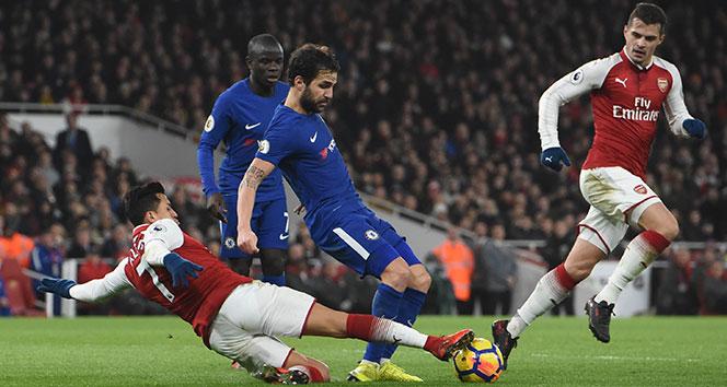 ÖZET İZLE: Arsenal 2-2 Chelsea Maçı Özeti ve Golleri İzle | Arsenal Chelsea kaç kaç bitti?