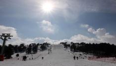 Salda Kayak Merkezi yeni tesislerle büyüyor
