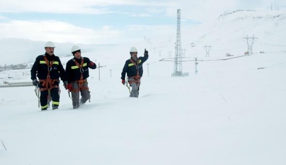 'Kar Kaplanları' ölüme meydan okuyorlar