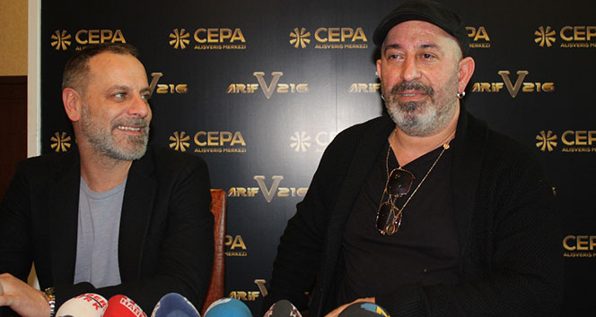 'Arif V 216' filminin Ankara galası gerçekleştirildi