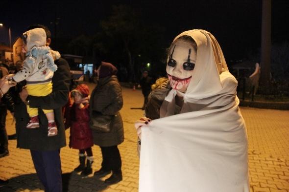 Bin yıllık 'Bocuk Gecesi' Edirne'de kutlandı