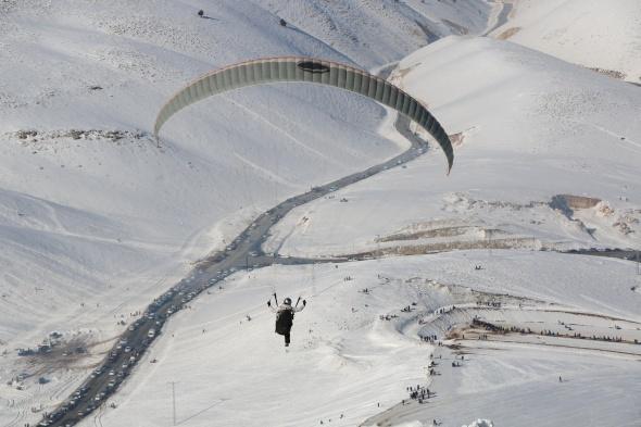 Kış turizminin yeni durağı Kahramanmaraş