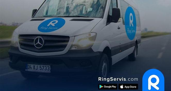 Türkiyenin ilk kişiye özel personel servisi Ring Servis