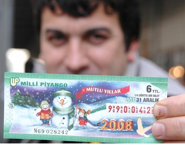9 Ocak 2018 Milli Piyango Çekiliş Sonuçları | Milli Piyango bilet sorgulama