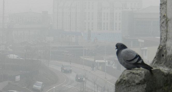 Kosovada hava kirliliği sağlığı tehdit ediyor