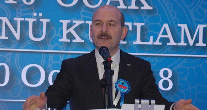 Bakan Soylu: Irak, İran ve Türkiye bir araya geldi ve meseleyi çözdü