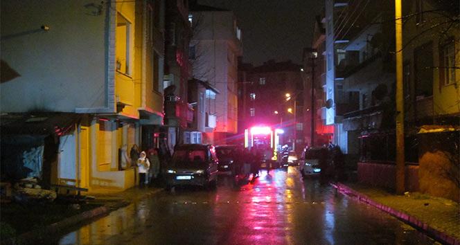 Kocaelide aynı sokakta 4 farklı yangın çıktı