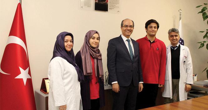 EYP VE MUN Konferanslarında 2 Türk öğrenci
