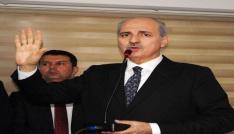 Bakan Kurtulmuş: Cumhurbaşkanımız Recep Tayyip Erdoğanın Türkiye Cumhuriyetinin seçilmiş ilk başkanı haline getirmeliyiz