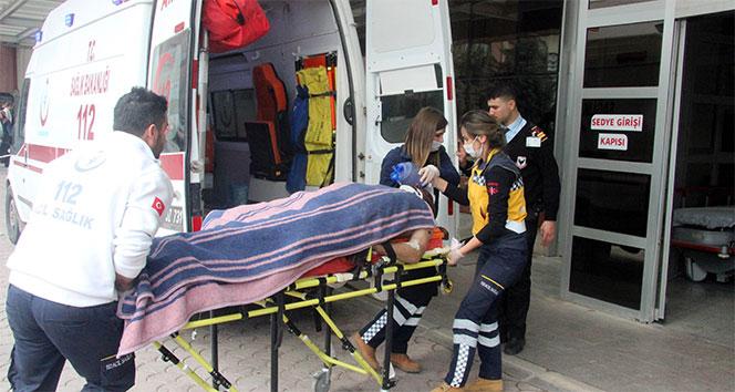 Suriyede el yapımı patlayıcı infilak etti: 1 ölü, 1 yaralı