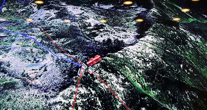 Türkiyenin en büyük kayak tesisi Kaçkar Dağlarında yapılacak