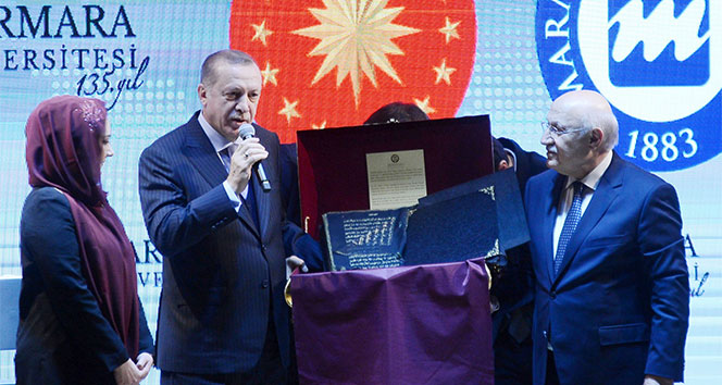 'Recep Tayyip Erdoğan Külliyesi için Türkiye'nin en modern projesini hazırladık'