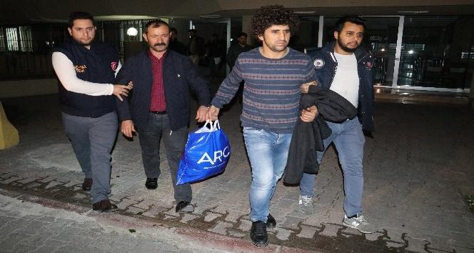 Adana'da PKK operasyonunda 2 tutuklama