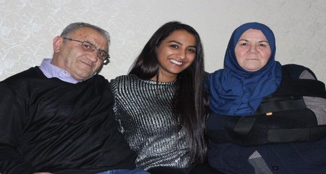 Kırşehirli baba ile kızı 27 yıl sonra kavuştu
