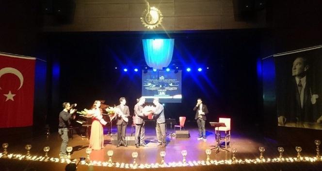 Uşak'ta klasik müzik gecesi