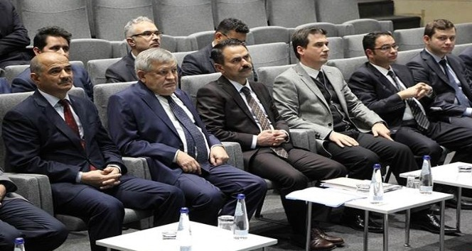 Taşeron işçilerin kadroya alınmasıyla ilgili bilgilendirme toplantısı yapıldı