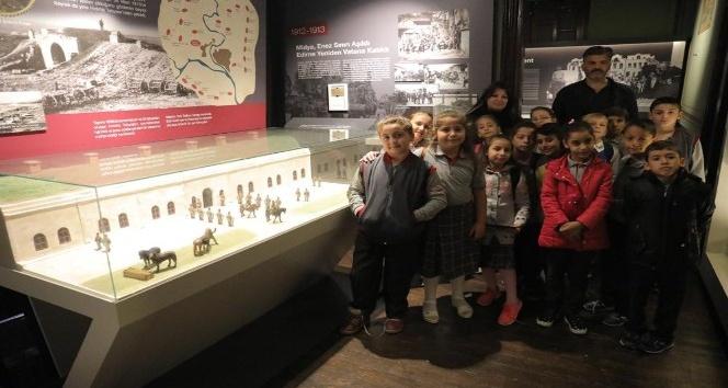 Edirne Kent Müzesi'ne 7 ayda 12 bin 276 ziyaretçi