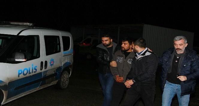 Edirne'de uyuşturucu operasyonu: 2 gözaltı