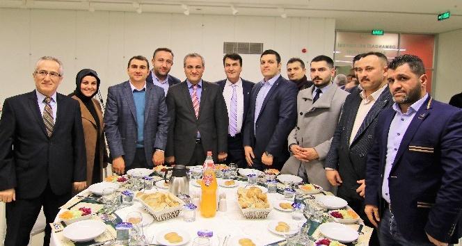 AK Parti Osmangazi teşkilatı tek vücut