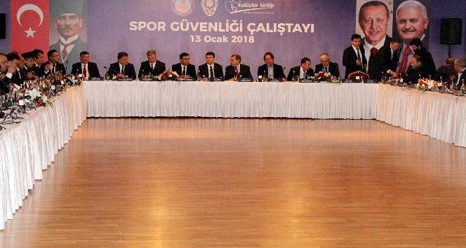 """Dursun Özbek: """"6222 sayılı kanunla güvenlik konularında çok önemli ilerlemeler sağlandı"""""""