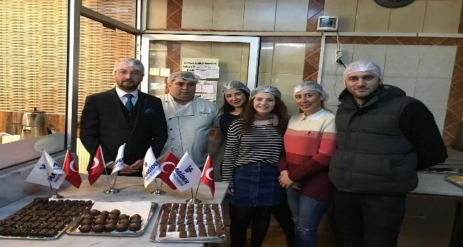 MAGİDER üzüm tatlısında seri üretime başladı