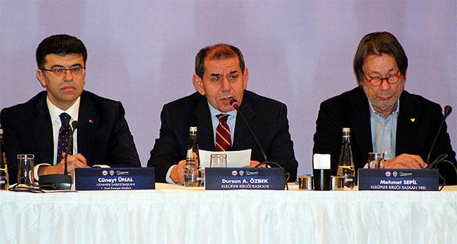 Dursun Özbek: 6222 sayılı kanunla güvenlik konularında çok önemli ilerlemeler sağlandı