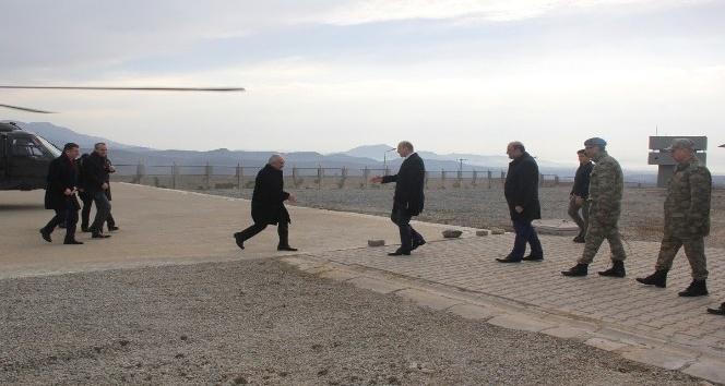 İçişleri Bakan Yardımcısı Mehmet Ersoy Kulp ilçesini ziyaret etti
