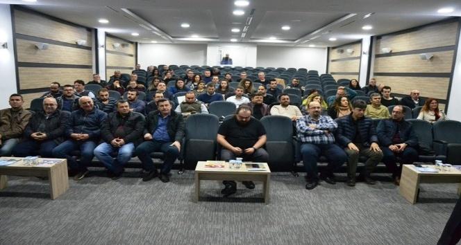 Biga'da 'Gelecek Dijital Dönüşüm Bizi Nereye Götürür' semineri