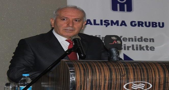 İMO Bursa Çalışma Grubu'nun başkan adayı Mehmet Albayrak