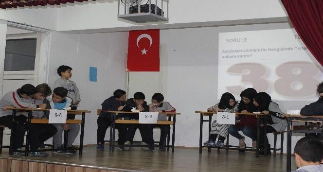 İmam Hatipte sınıflar yarıştı