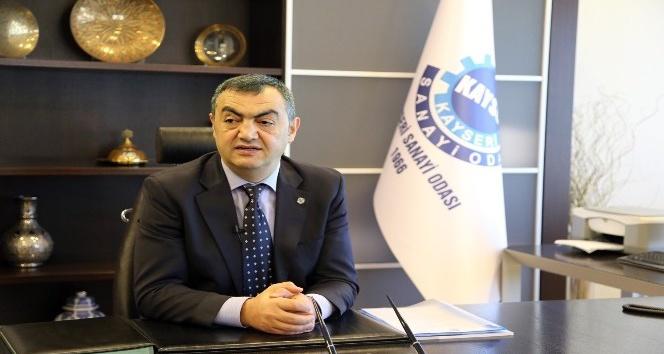Kayseri'deki ar-ge ve tasarım merkezlerinin sayısı arttı