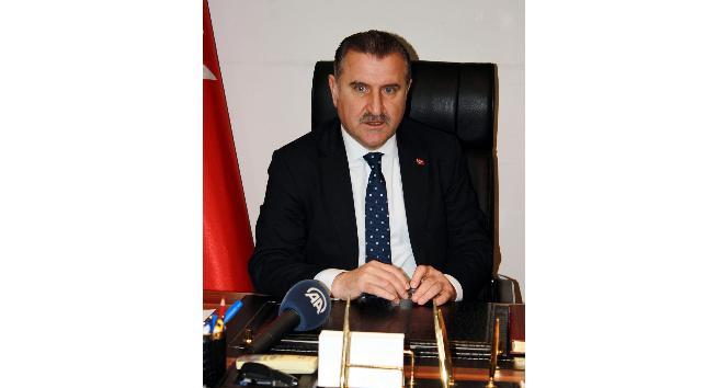 """Bakan Aşkın Bak: """"Euro 2024 için Türkiye adaylık noktasında iddialı"""""""