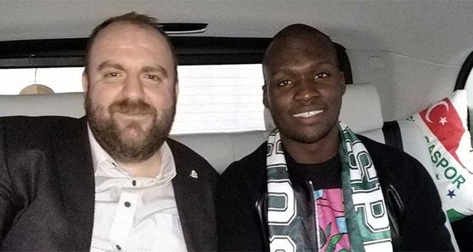Bursaspor, Moussa Sowu resmen açıkladı