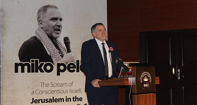"""Miko Peled, """"İsrail Filistinde 70 yıldır soykırım yapıyor"""""""