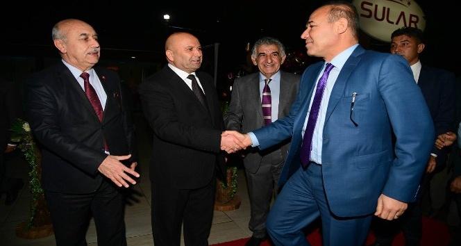 Başkan Sözlü geleneksel Kaz Gecesi'nde Ermenilere saydırdı