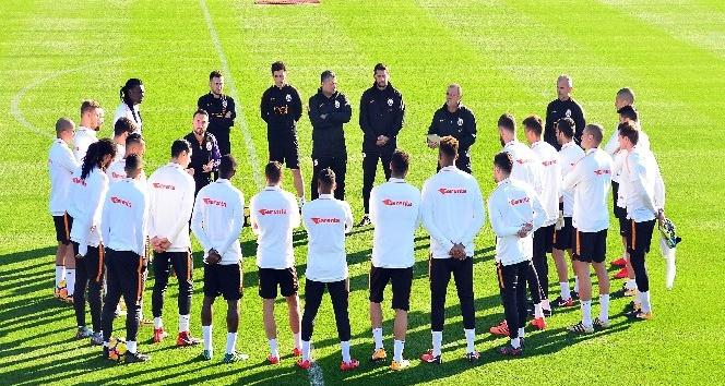 Galatasaray'ın 13-18 Ocak tarihlerindeki kamp programı belli oldu