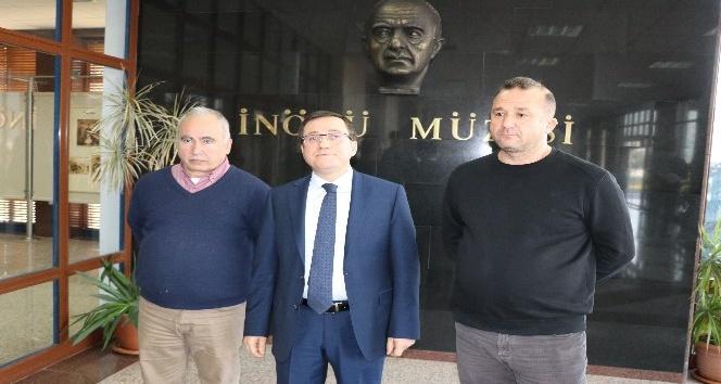 Rektör Kızılay'dan İnönü ve Özal Müzelerindeki kayıp eşyalara ilişkin açıklama