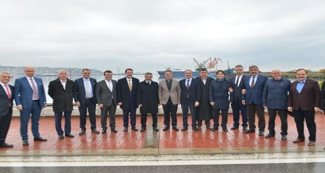 Samsunspor'a belediyelerden para desteği