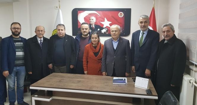 Bakan Yardımcısı Ceylan: Osmanlı varisleri ve ülke olarak büyük hedefler içerisindeyiz