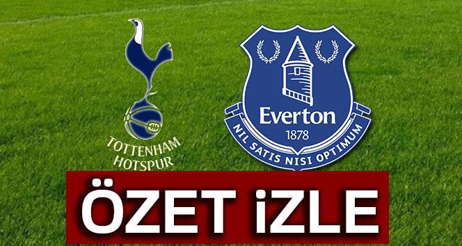 ÖZET İZLE: Tottenham 4-0 Everton Maçı Özeti ve Golleri İzle|Tottenham Everton kaç kaç bitti?