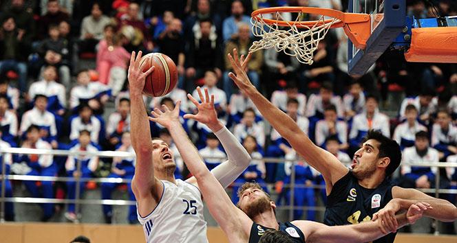 ÖZET İZLE: İstanbul BBSK 70-83 Fenerbahçe Doğuş Basketbol Maçı Geniş Özeti İzle