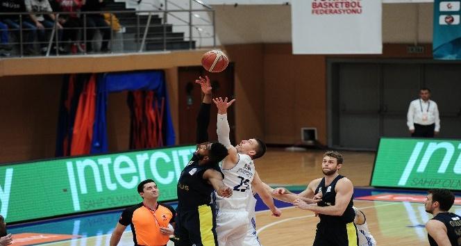 Tahincioğlu Basketbol Süper Ligi: İstanbul BBSK: 70 - Fenerbahçe Doğuş: 83