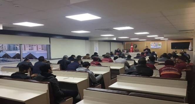 Mesleki yeterlilik belgesi sınavları tamamlandı