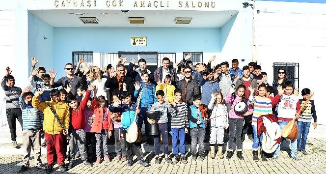 İzmir'de mahalle orkestraları kuruluyor