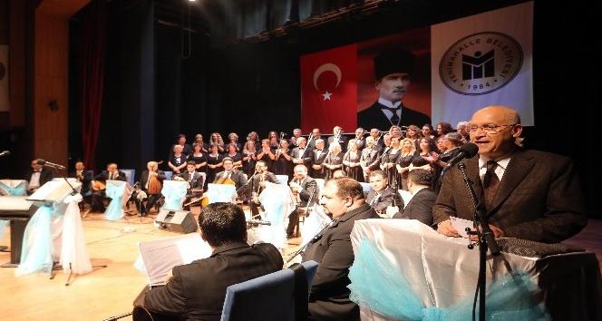 Ayşe Taş'tan Yenimahalle'de kış konseri