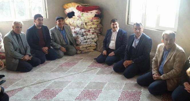 AK Parti'den köy ziyareti