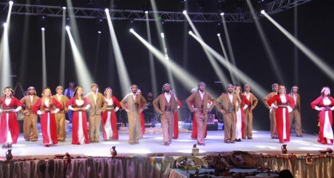 Hakkari kültürü bu özel programla tanıtıldı