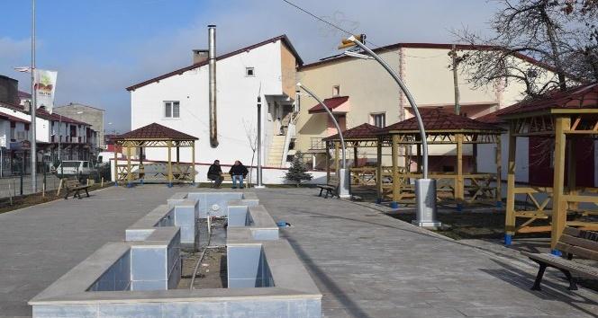 Mutki'de '15 Temmuz' parkı tamamlandı